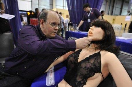 Sex Robotor Roxxy
