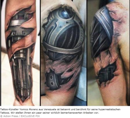 Yomico Morenos Tattoo Kunst 1